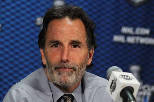 Head coach John Tortorella of the New York