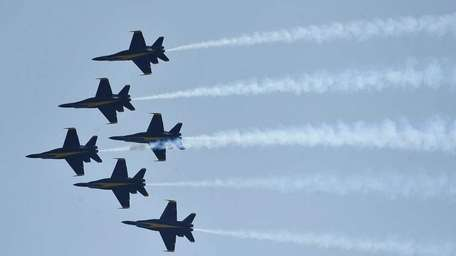 The Bethpage Federal Credit Union Air Show at