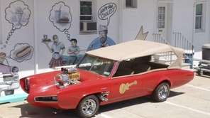 The Monkeys Car (started out as 1967 GTO)