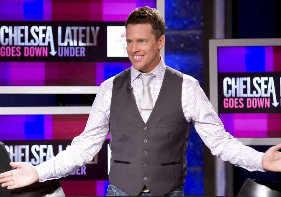 Comedian/writer Chris Franjola grew up on Long Island