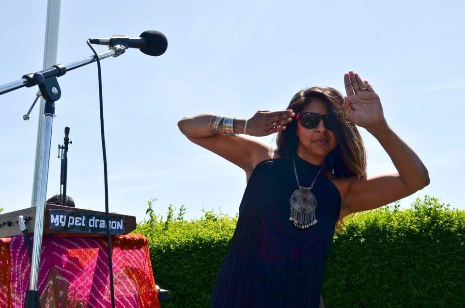 Reena Shah, of the band