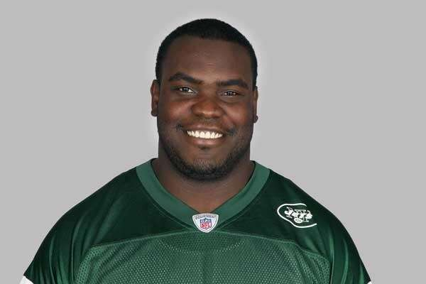 Kenrick Ellis of the New York Jets
