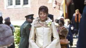 Whitney Houston as Emma in the remake of