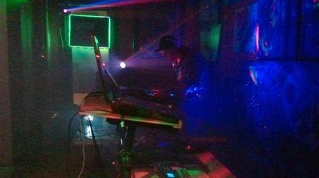 """Chris """"Subrox"""" Townsend spins underground dance music at"""