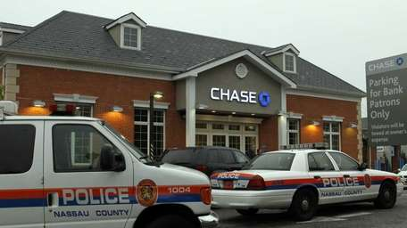 Nassau County police are investigating the gunpoint robbery