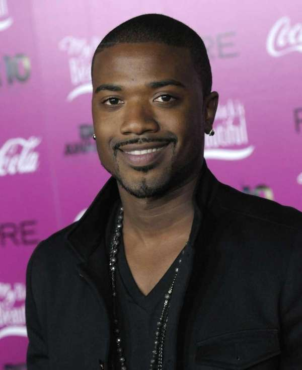 Singer Ray J arrives at the quot;PREquot; BET