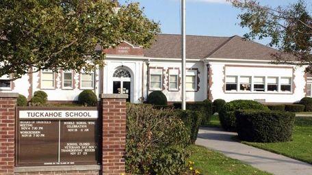 The Tuckahoe School in Southampton. (Nov. 1, 2002)