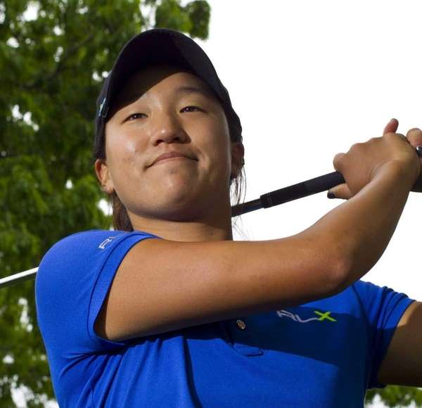 Annie Park is shown at Bethpage State Park