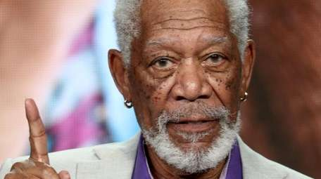 "Morgan Freeman will do a reading of ""Driving"