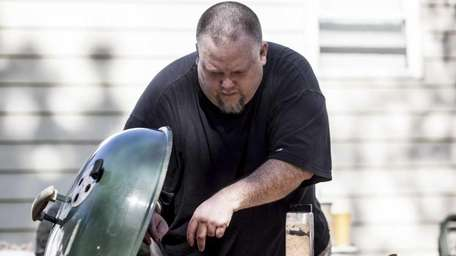 Eric Devlin, a barbecue and grilling expert from