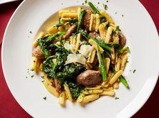 House ricotta cavatelli sautéed with broccoli rabe and