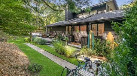 This Sag Harbor home sold for just about