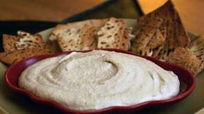 Good hummus is all about the right proportions