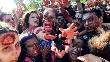 NYC Zombie Crawl