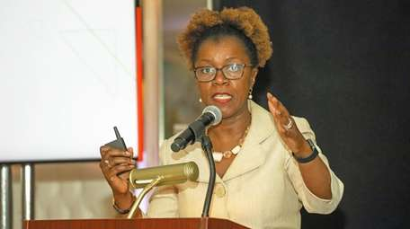 Launette Woolforde is vice president of nursing education