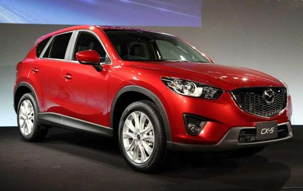 Prices for the Mazda CX-5 start at $21,490.