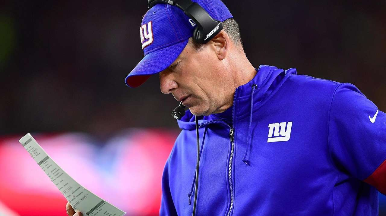 Shurmur addresses criticism of his play-calling
