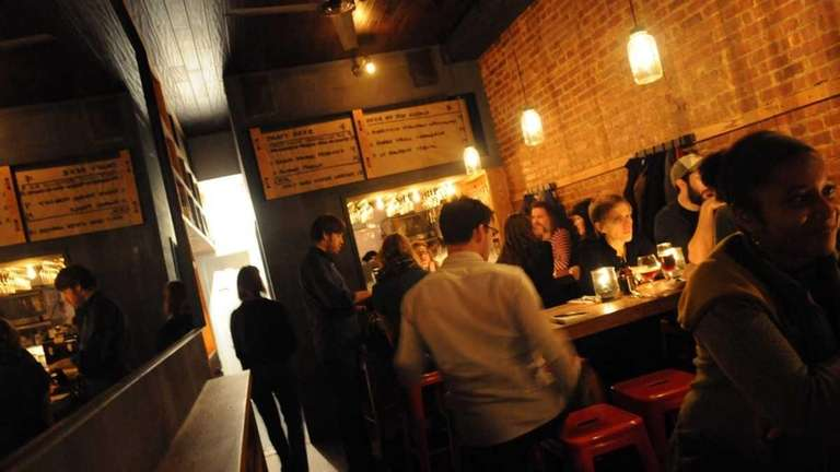 Beer Table, in Brooklyn's Park Slope, specializes in
