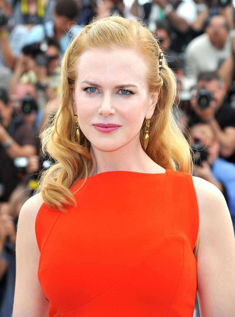 Actress Nicole Kidman attends the