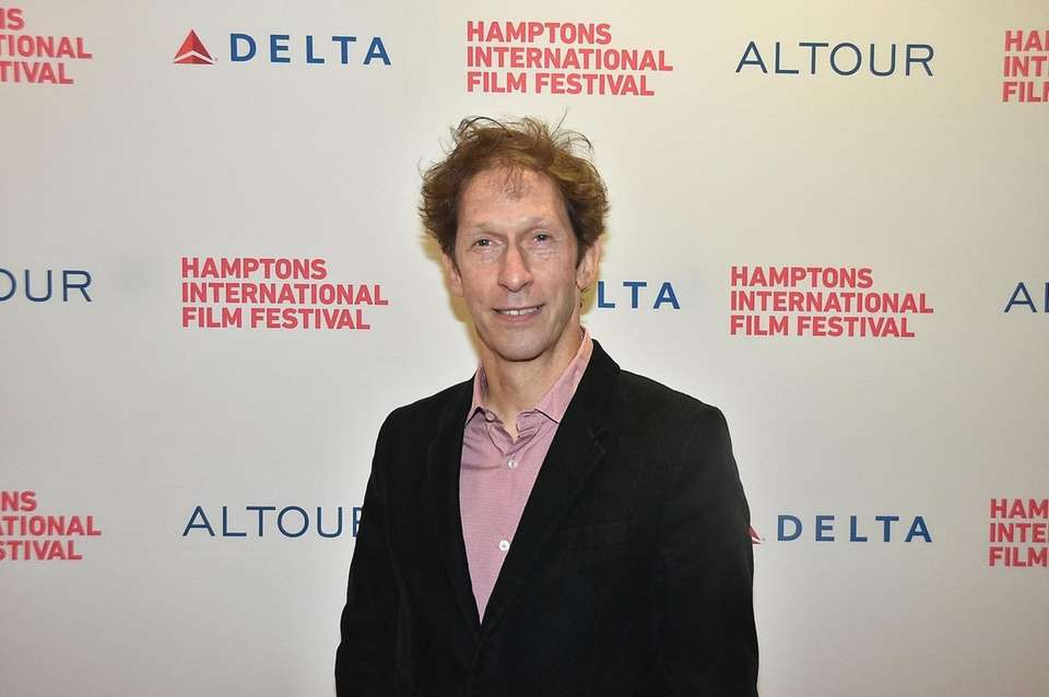 Tim Blake Nelson attends the 2019 Hamptons International