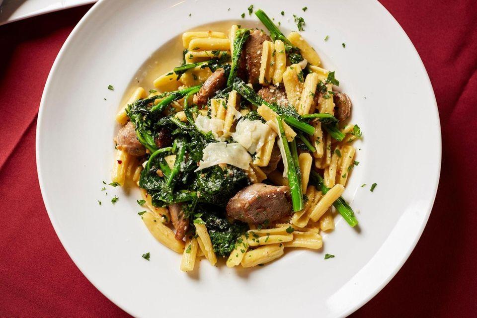 Due Baci, Port Jefferson: This Italian-Sicilian restaurant slings