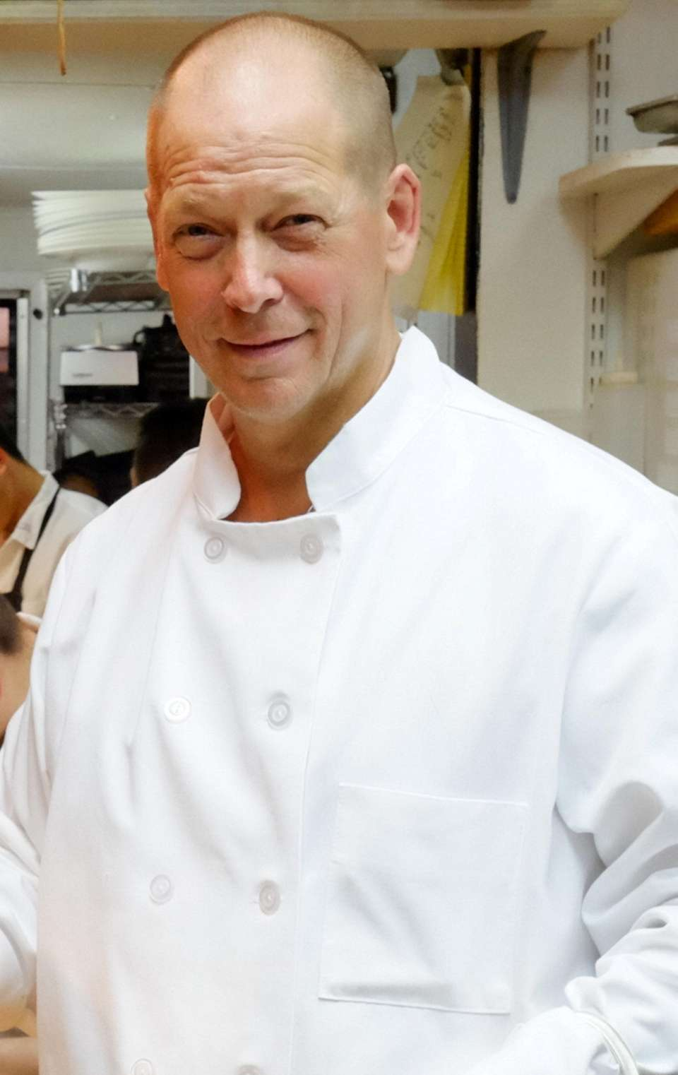 Chef and owner Michael Maroni, 57, died of