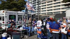 Islanders fans were happy when the team moved