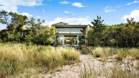 This Fire Island Pines home is on the