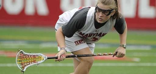 Maryland's Kelly McPartland of Farmingdale