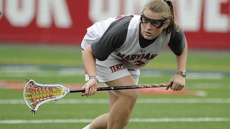 Maryland's Kelly McPartland of Farmingdale