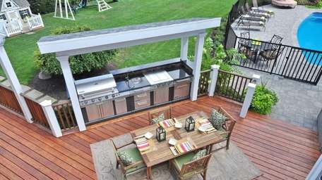 Options are endless for the outdoor cook.