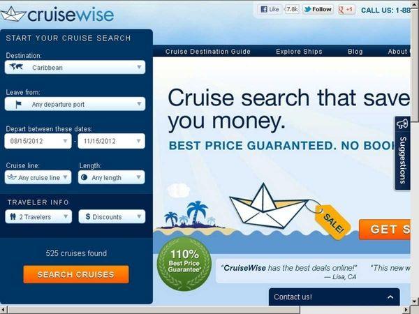 Cruisewise.com.