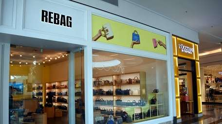 Rebag, a retailer that buys and sells luxury