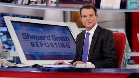 Fox News Channel chief news anchor Shepard