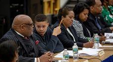 Hempstead school board trustees are expected to meet