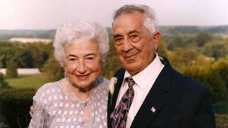 Mary and Albert Pennino as seen in a