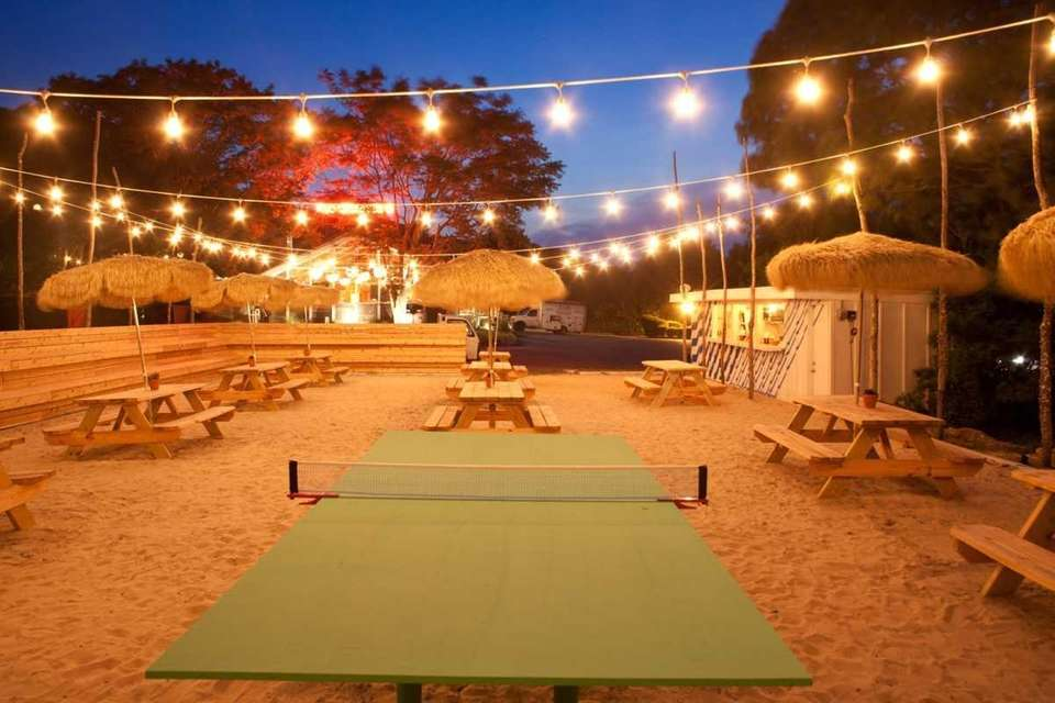 DAY CAMP IN MONTAUK The vibe is