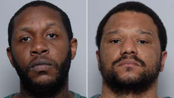 Bernard Cooks, 31, of Southampton, and Mohammed Proctor,