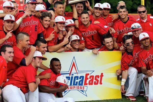 2012 America East champion Stony Brook. (May 25,