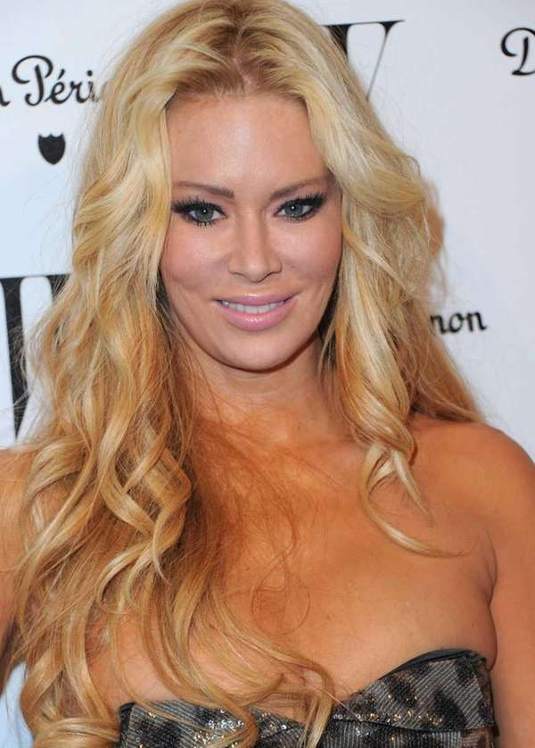 Actress Jenna Jameson arrives to the W Magazine
