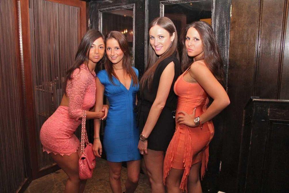 Ariela Leibovich, Tanya Mirvis, Kristen Porro and Simona