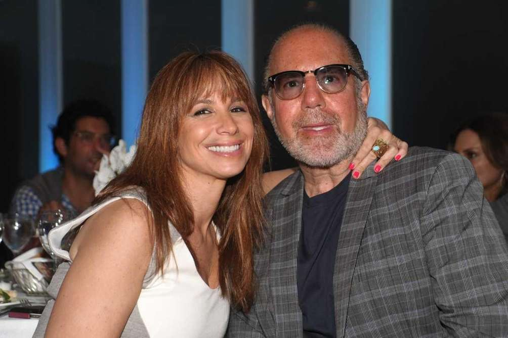 Jill Zarin and Bobby Zarin attend the Miracle