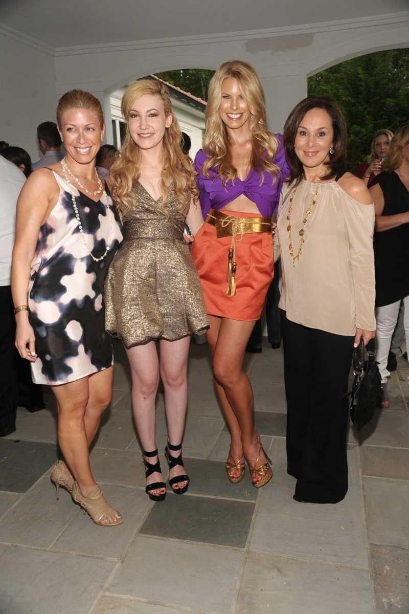 Jill Martin, Devorah Rose, Beth Ostrosky Stern and