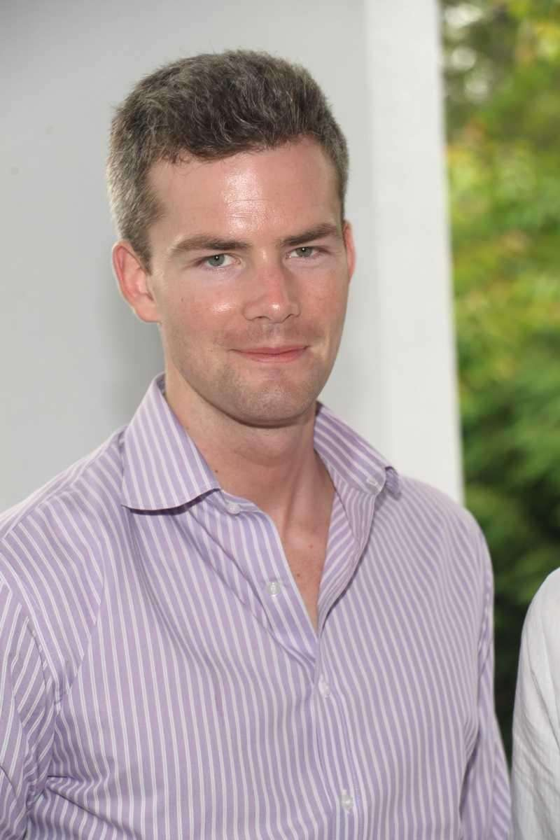 Ryan Serhant attends the Social Life Magazine Cover