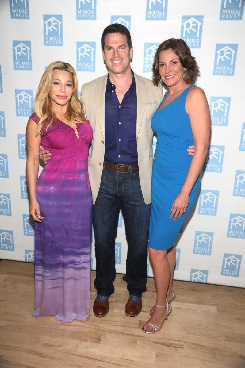 Taylor Dayne, Thomas Roberts, and Countess Luann de