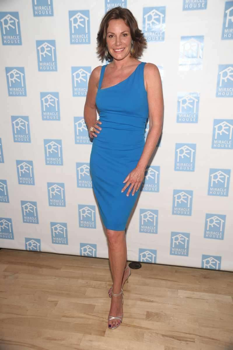 Countess Luann de Lesseps attends the Miracle House