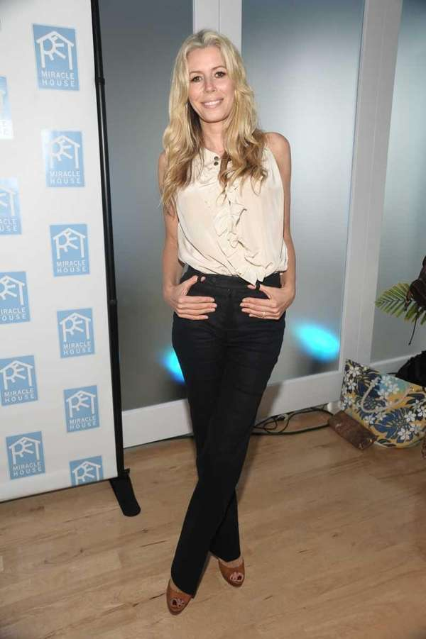 Aviva Drescher attends the Miracle House 22nd Annual