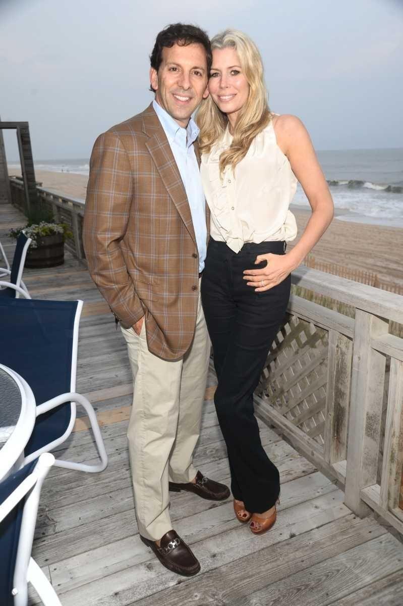Neil Drescher and Aviva Drescher attend the Miracle
