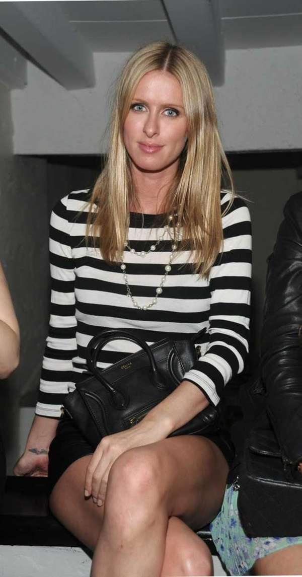 Nicky Hilton starts off Memorial Day Weekend at