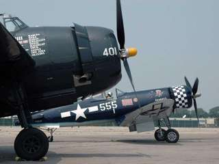 Labor Day weekend at the American Airpower Museum